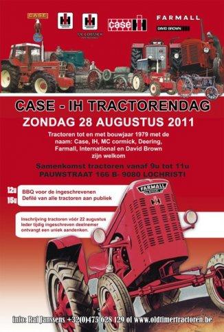 "Case-IH Tractorendag O.T.L.""De Lozen Boer"