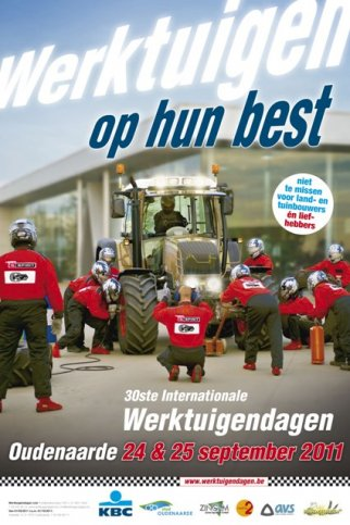 Internationale Werktuigendagen Oudenaarde